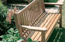 Barlow Tyrie London Outdoor Benches