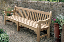 Barlow Tyrie Rothesay Outdoor Benches