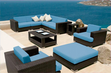 Barlow Tyrie Outdoor Covers for Arizona Deep Seating Collection