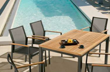 Barlow Tyrie, Aura Outdoor Dining Collection