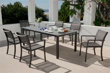 Barlow Tyrie, Cayman Outdoor Dining Collection