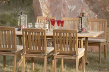 Barlow Tyrie, Chesapeake Outdoor Dining Collection
