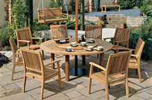 Barlow Tyrie, Drummond Outdoor Dining Collection