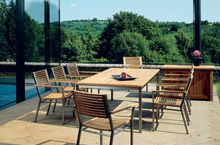 Barlow Tyrie, Equinox Outdoor Dining Collection