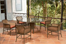 Barlow Tyrie, Kirar Outdoor Dining Collection