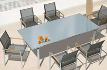 Barlow Tyrie, Mercury Outdoor Dining Collection