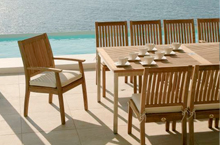 Barlow Tyrie, Monaco Outdoor Dining Collection