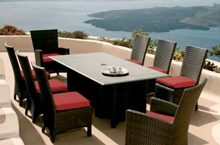 Barlow Tyrie, Savannah Outdoor Dining Collection