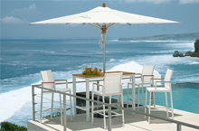 Barlow Tyrie, Aura Outdoor High Dining Collection