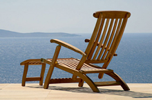 Barlow Tyrie, Commodore Outdoor Loungers