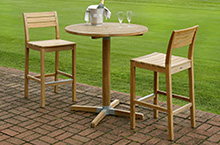 Barlow Tyrie, Bermuda Outdoor High Dining Collection