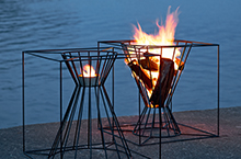 Boo Fire Pit