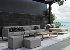 Mamagreen Outdoor Furniture, Mono Deep-Seating Collection