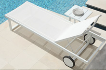 Mamagreen Outdoor Furniture, Allux Collection Lounger