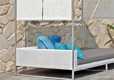 Mamagreen Outdoor Furniture, Jane Collection Lounger