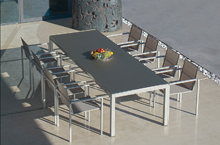 Royal Botania Outdoor Furniture, Alura Dining Collection