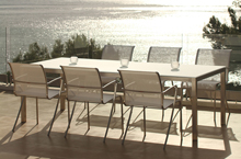 Royal Botania Outdoor Furniture, QT Dining Collection