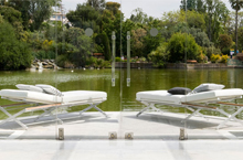Sifas Outdoor Furniture, Oskar Collection Lounger