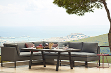 Cane-line Flex Dining and Lounge Collection