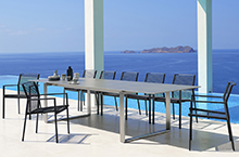 Cane-line Edge Dining Collection