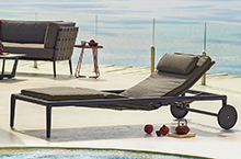 Cane-line Conic Lounger