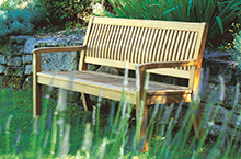 Gloster Outdoor Furniture, Kingston Collection Benches