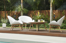 Gloster Outdoor Furniture, Dansk Deep Seating Collection