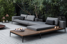 Gloster Outdoor Furniture, Grid Deep Seating Collection