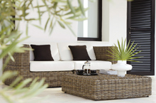 Gloster Outdoor Furniture, Havana Modular Deep Seating Collection