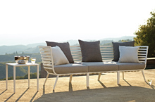 Gloster Outdoor Furniture, Vista Deep Seating Collection