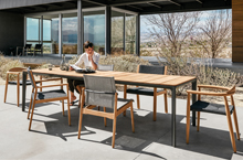 Gloster Outdoor Furniture, Carver Dining Tables