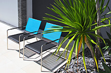 Mamagreen Outdoor Furniture, Natun Lounge Collection