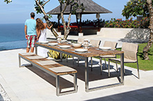Mamagreen Outdoor Furniture, Oko Dining Collection