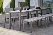 Sifas Outdoor Furniture, Pheniks Dining Collection