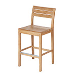 Barlow Tyrie Bermuda High Dining Side Chair