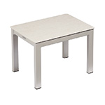 Barlow Tyrie Cayman Lounger Side Table