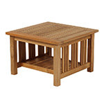 Barlow Tyrie Mission Low Table