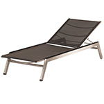 Barlow Tryie Equinox Lounger, Charcoal