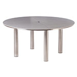 Barlow Tyrie Equinox Modern Dining Table