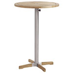 Barlow Tyrie Equinox Modern High Dining Table