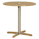 Barlow Tyrie Equinox High Dining Tables