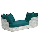 Barlow Tyrie Kirar Tete-a-Tete Daybed