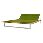 Mamagreen Oko Double Lounger, Macaw� width=
