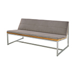 Mamagreen Oko Collection Casual Bench, Taupe