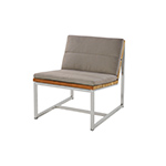Mamagreen Oko Casual 1-Seater, Taupe