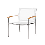 Mamagreen Zix Casual Armchair, White