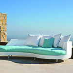 Rausch Diva Collection with White Cushions