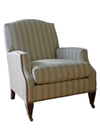 Hope Custom Upholstered Chair