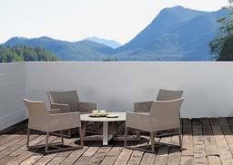 Curran Specializes In European High End Modern Outdoor