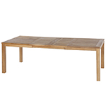 Barlow Tyrie Linear Extending Table